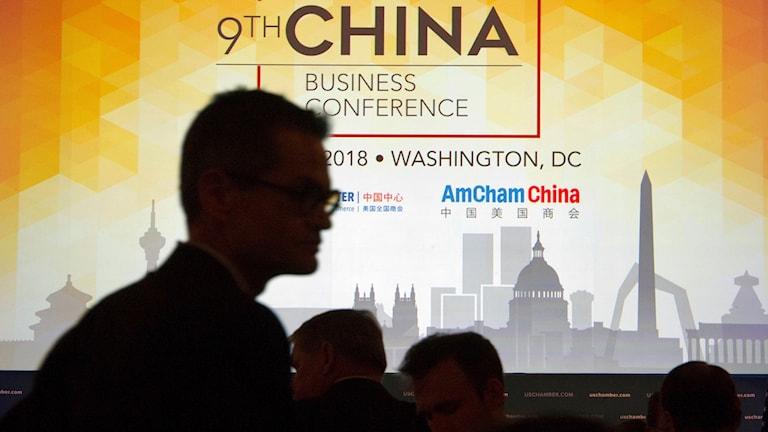 handlar nu om amerikanska tullar på 25 procent på kinesiska varor till ett värde av 16 miljarder dollar.