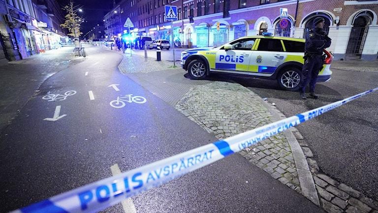 Tonårspojke ihjälskjuten i Malmö