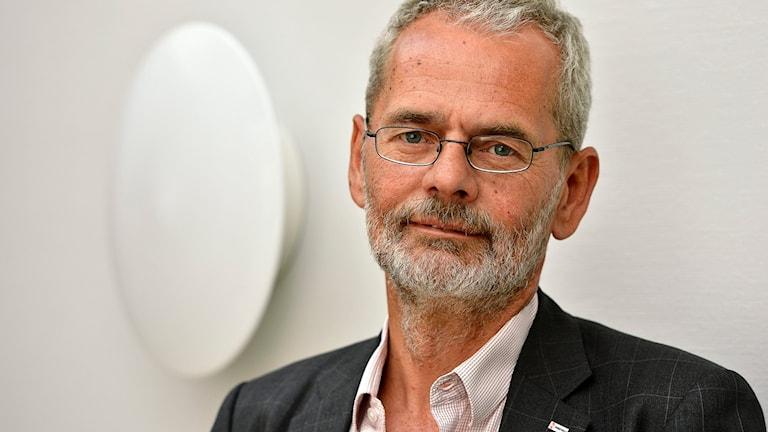 Regeringens utredare Anders Ferbe