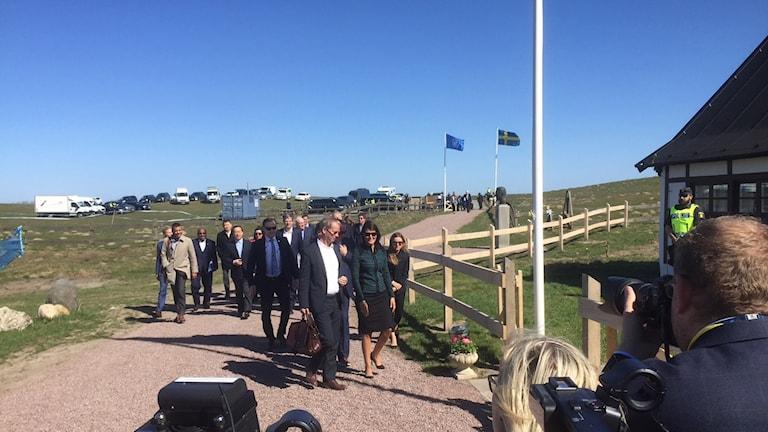 FN:s generalförsamling på plats i Backåkra.