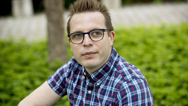 Dennis Martinsson, lektor i rättsvetenskap vid Stockholms universitet.