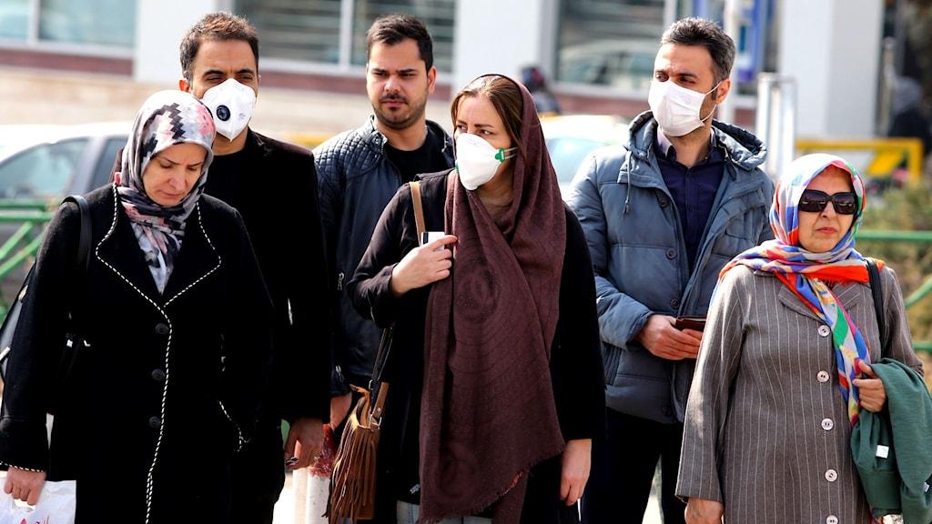 Coronaviruset: Två nya dödsfall