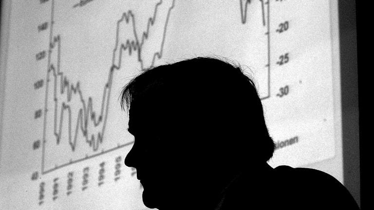 Riksbankens räntor Arkivfoto: Mark Earthy/Scanpix.