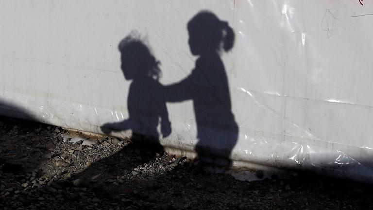 28 miljoner barn har flytt sina hem undan krig och konflikt