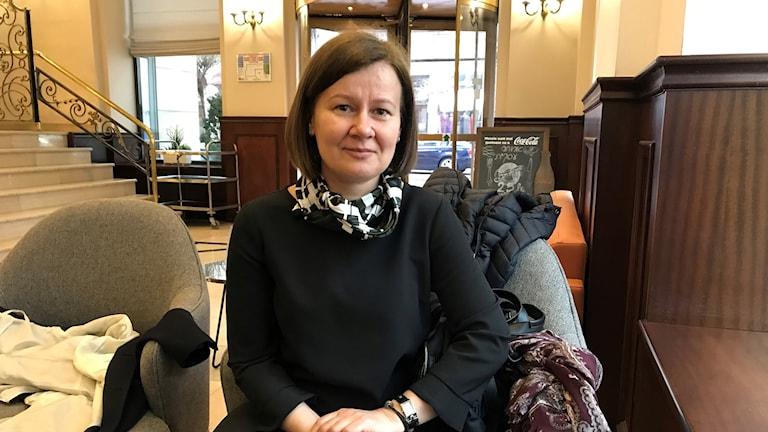 Sedan 2017 har det varit upprepade attacker mot åklagare, säger Gabriela Scutea, som tidigare var biträdande riksåklagare i Rumänien.