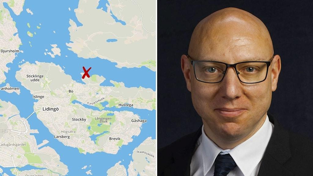 Jesper Tengroth Ubåt Lidingö