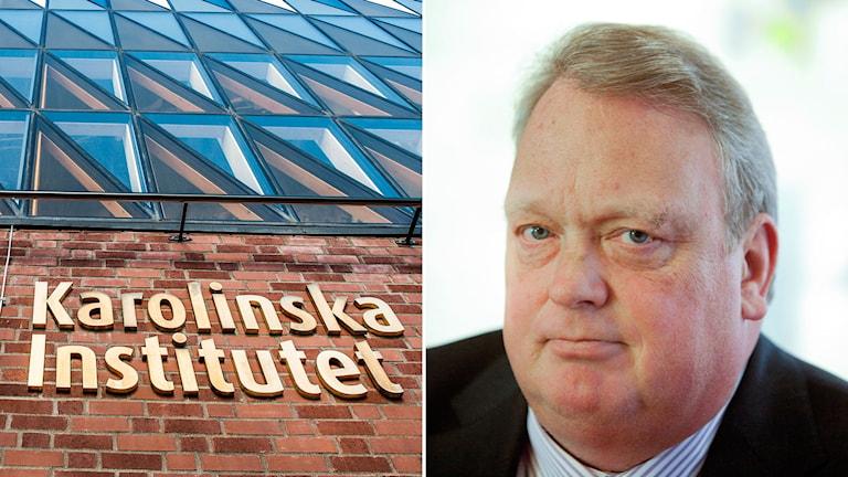 Mikael Odenberg, blir ny ordförande för Karolinska Institutet.