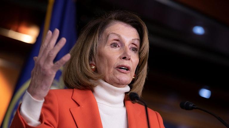 Demokraten Nancy Pelosi.