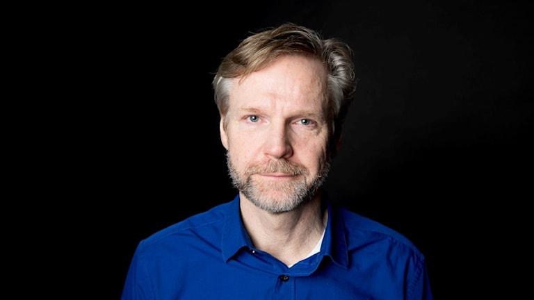 Ekots politiske kommentator Tomas Ramberg.