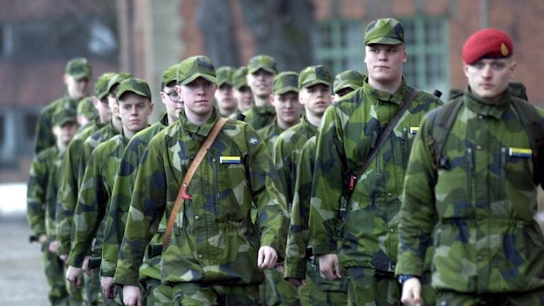 militärtjänstgöring