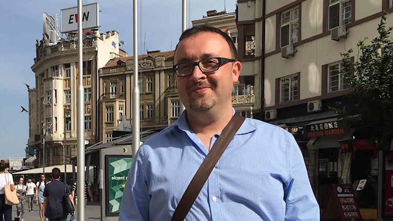 """Mirko Ceselkoski presenterat sig som """"mannen som hjälpte Donald Trump att vinns valet i USA."""""""