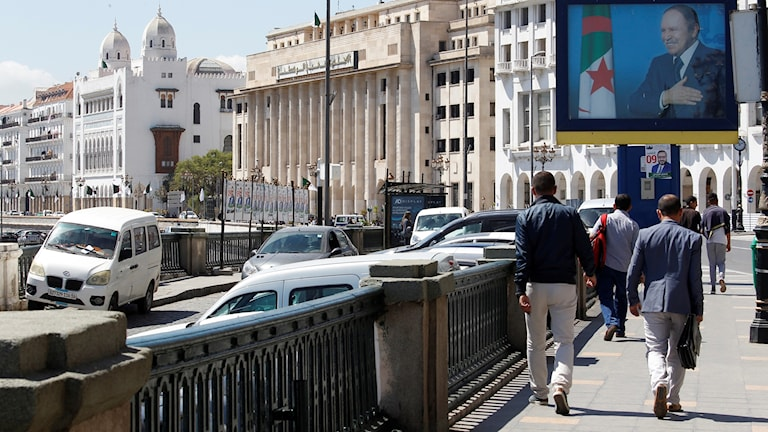 Algeriet, val
