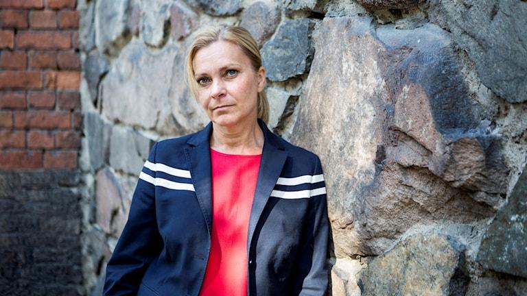 Porträtt på Lena Nitz