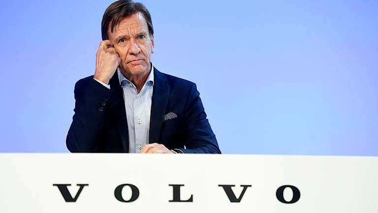 Håkan Samuelsson, Volvos VD