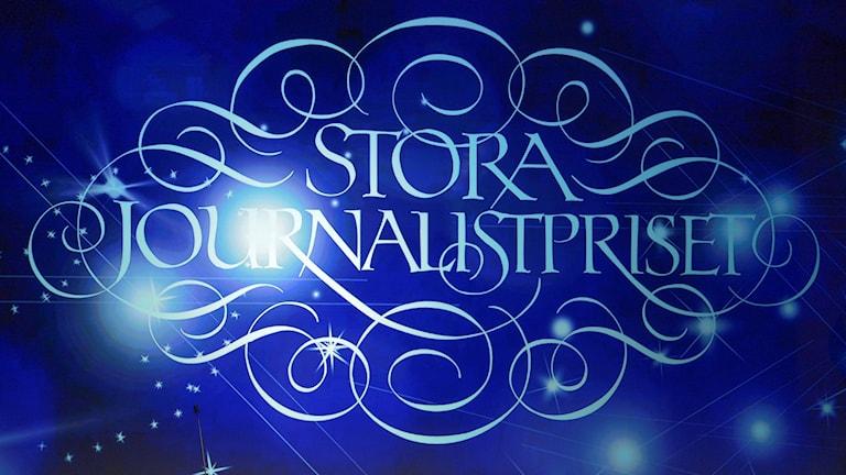 Stora Journalistpriset
