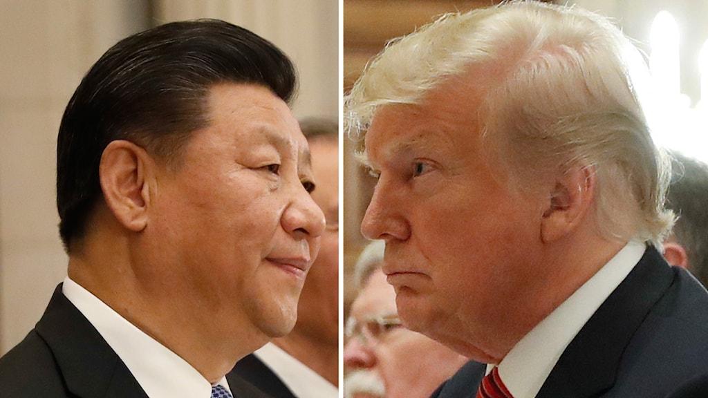 handelsavtal kina USA