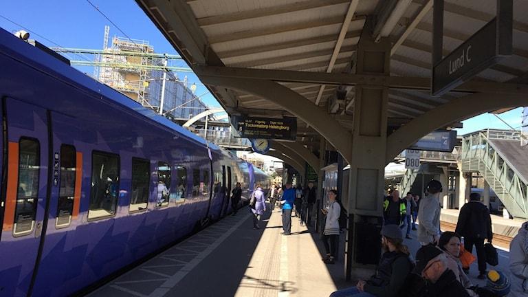 Höghastighetsbana ska byggas i Skåne senast år 2029