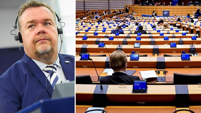 det finns många ledamöter som är kritiska till att samla alla dessa människor från hela EU på en och samma plats.  Onödigt, säger kristdemokratiska EU-parlamentarikern, David Lega.