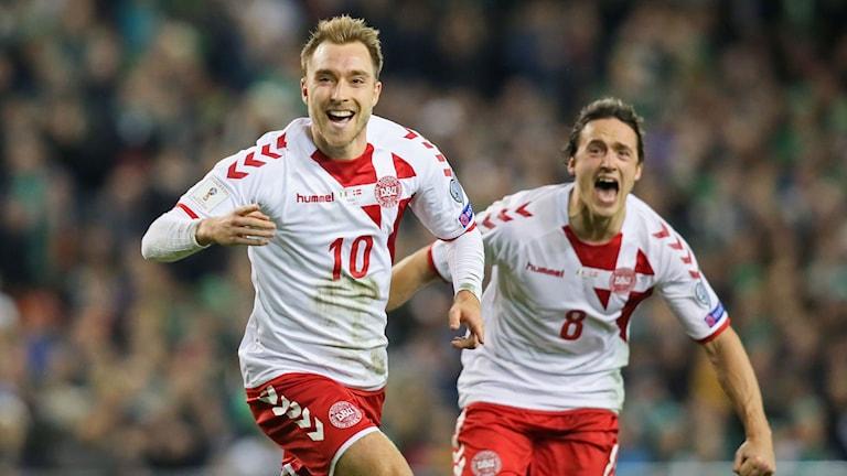 Danmark klara för VM 2018