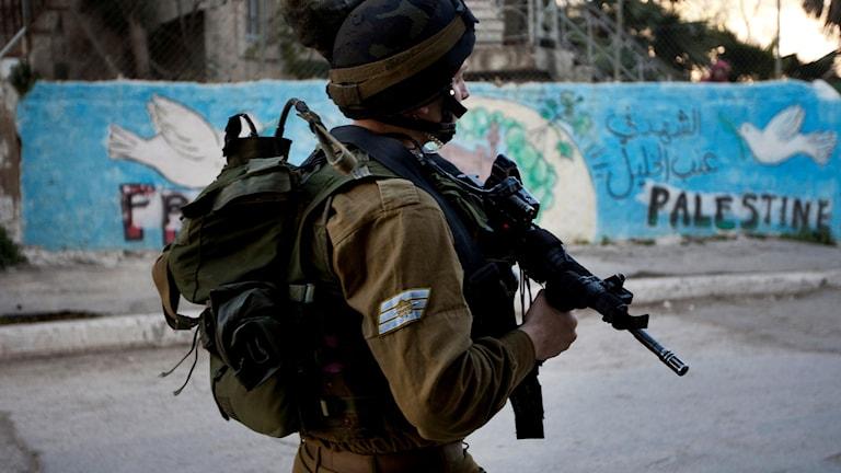 Israelsik militär