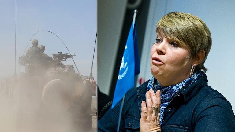 USA vill hindra IS i Afghanistan - till varje pris, säger Heléne Lackenbauer på FOI.
