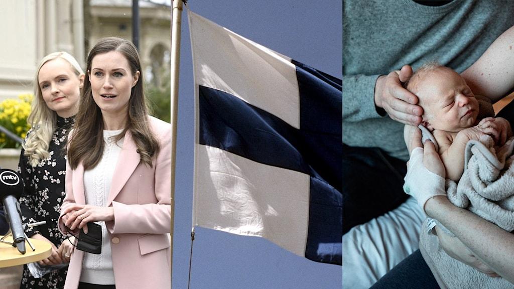 Finsk budget klar efter dramatiska förhandlingar