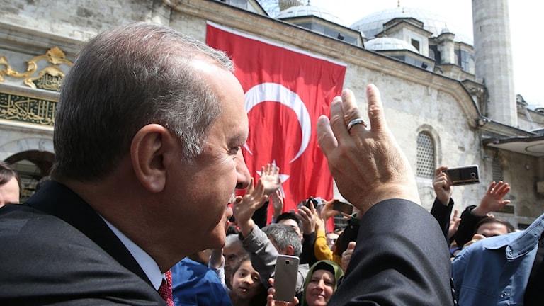 Erdogan efter valet