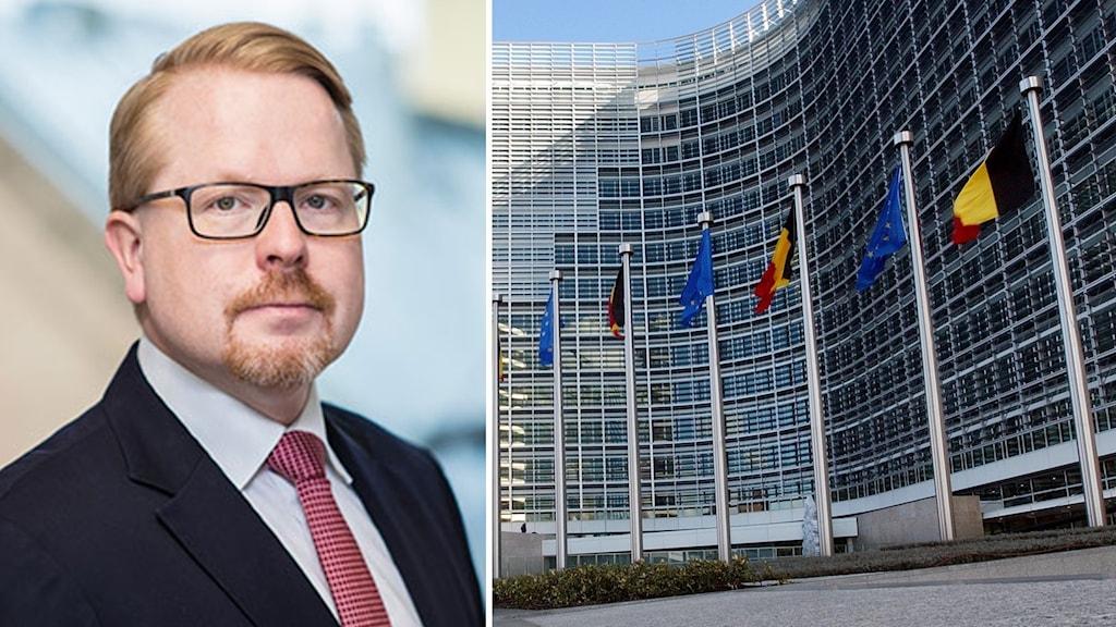 Ilkka Salmi EUs nya samordnare mot terror