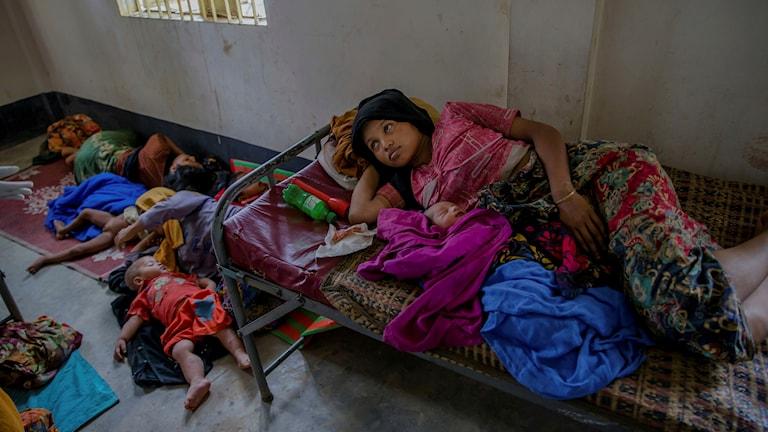 rohingya, Burma