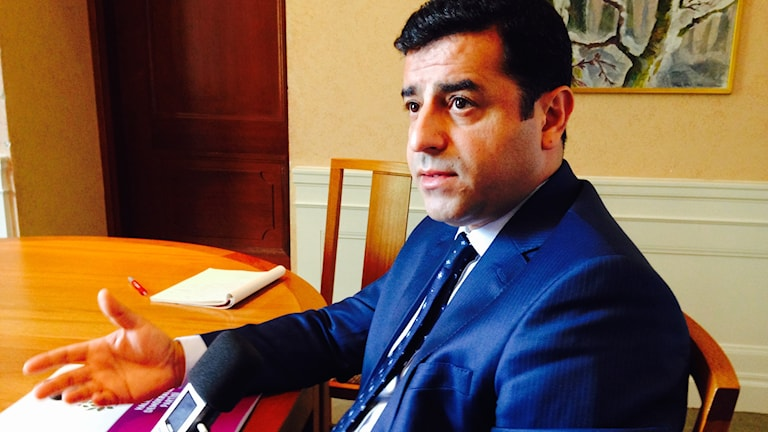 Selahattin Demirtas, HDP:s ledare