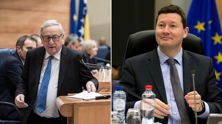 EU, Jean Claude Juncker, Selmayr