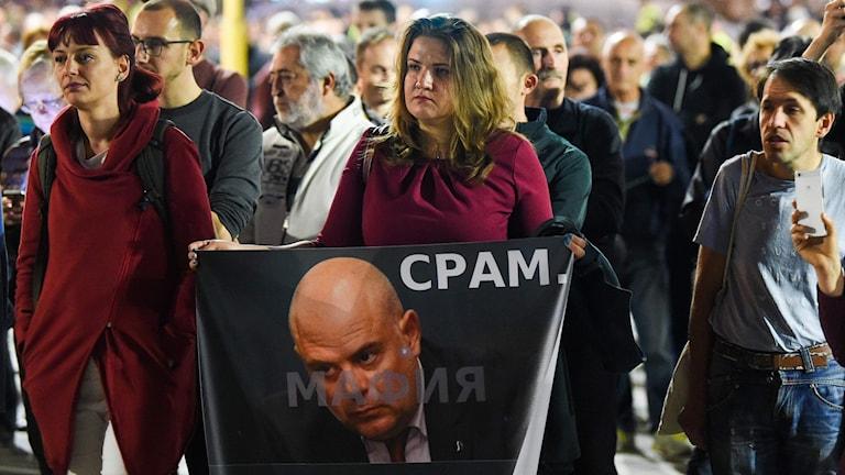 Många såg det som ett bevis på det gamla korrupta Bulgarien när en ny riksåklagare, Ivan Geshev, valdes utan att det fanns en enda motkandidat.