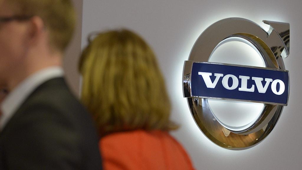 Volvo Cars stoppar alla resor mellan Sverige och Kina