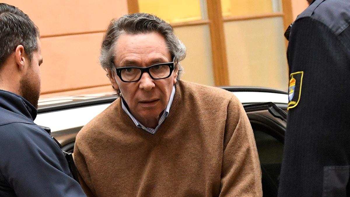 Kultur profilen Jean-Claude Arnault döms för ytterligare våldtäkt