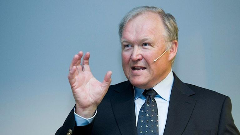Förre statsminister Göran Persson (S). Foto: Berit Roald/Scanpix.