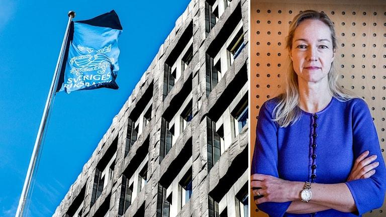 Cecilia Skingsley, vice riksbankschef