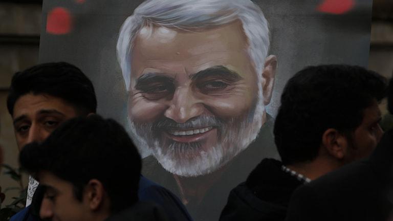 Nya uppgifter: Det skulle Soleimani göra i Irak