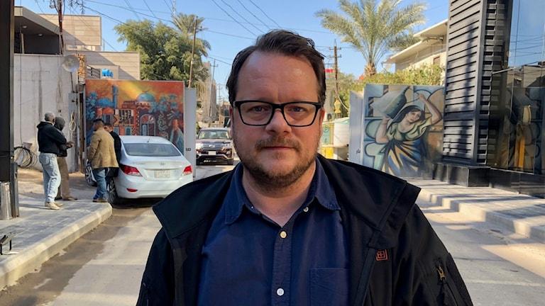 Sveriges Radios mellanösternkorrespondent Johan-Mathias Sommarström rapporterar från Bagdad.