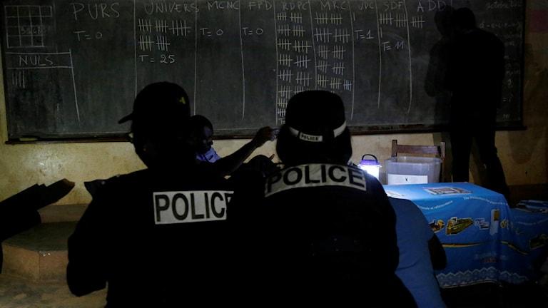 80 skolbarn kidnappats i Kamerun