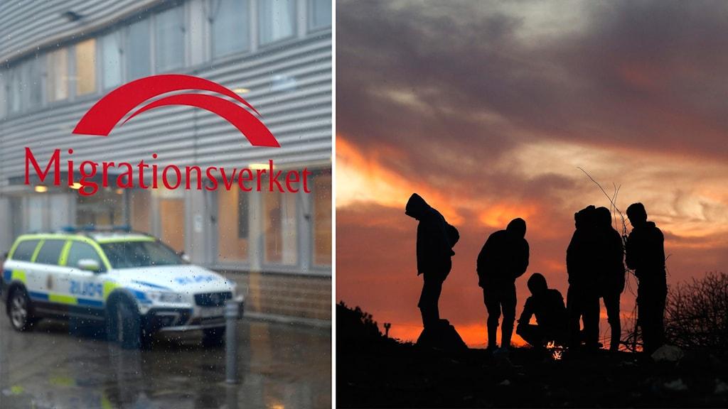Sveriges nya migrationslagstiftning skapar problem för Migrationsverket.