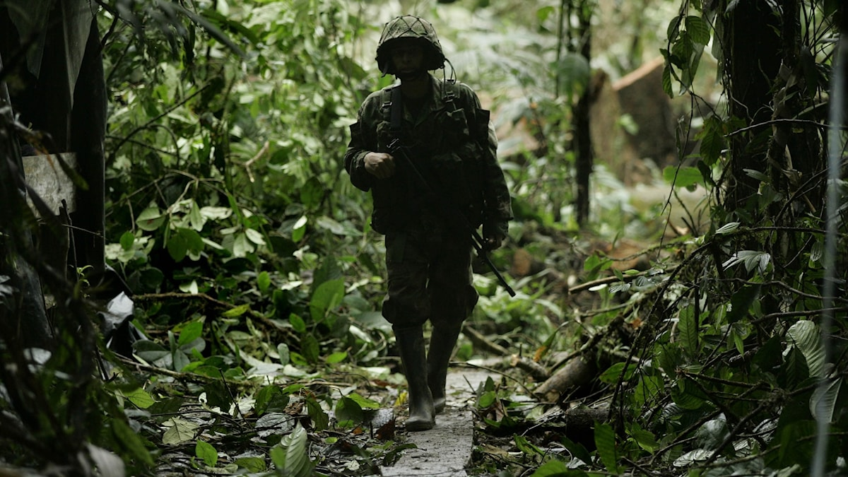 Colombian A Difficult Peace
