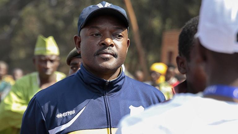 Pierre Nkurunziza blev 57 år gammal.