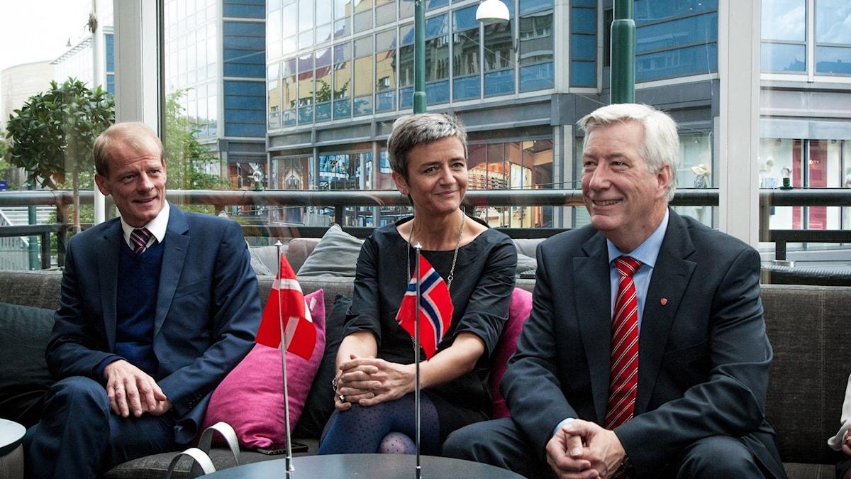 Folkeflokken Jørgen Niclasen väntas bli ny regeringschef