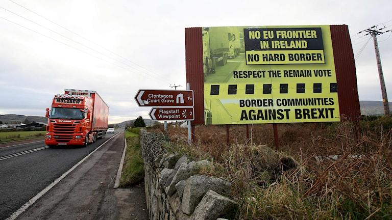 Nordirland, Irland, brexit