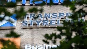 Arkivbild på Transportstyrelsens logga.