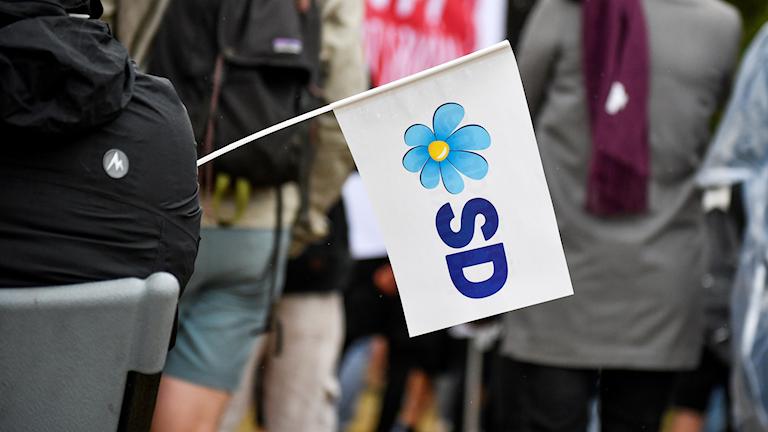 SD-flagga