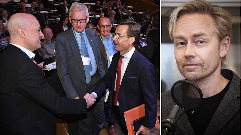 Fredrik Furtenbach om Moderaternas nya migrationspolitik