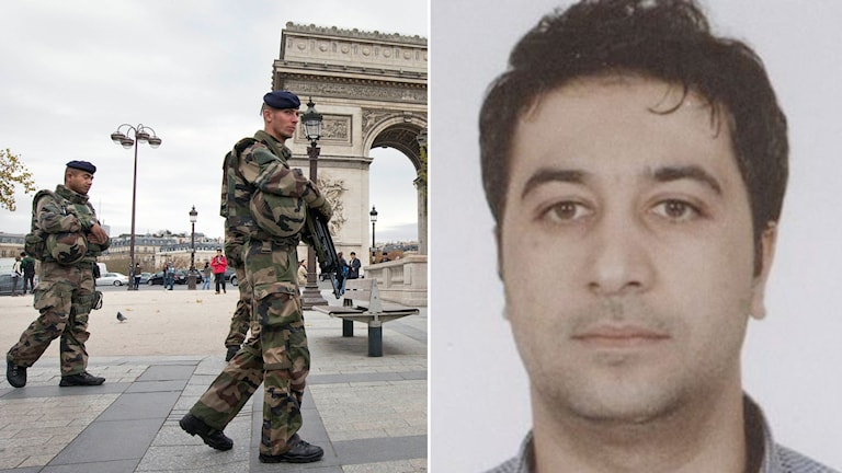 Mohamed Belkaid var inblandad i terrorattentaten i Paris 2015.