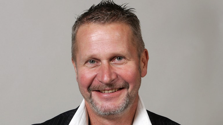 Mikael Cederbratt, moderat riksdagsledamot.