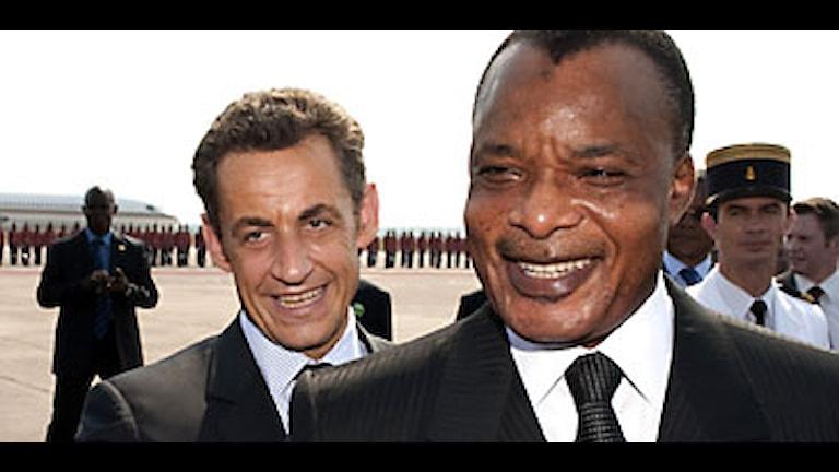 Kongos president Denis Sassou Nguesso. Foto: Philippe Wojazer/Scanpix.
